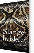 slangehvisleren - bog
