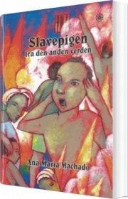 slavepigen fra den anden verden - bog