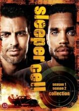 sleeper cell - den komplette serie - DVD