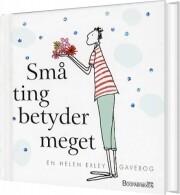 små ting betyder meget - bog