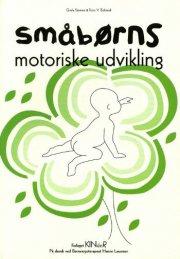 småbørns motoriske udvikling - bog