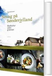 smag på sønderjylland - bog