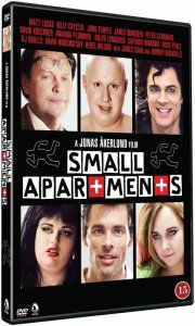 small apartments - DVD