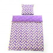 smallstuff sengetøj baby - 70 x 100 cm - blomster - Til Boligen