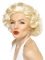 smiffys - marilyn monroe bombshell wig (42206) - Udklædning Til Voksne