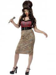 smiffys - rehab babe costume - large (32755l) - Udklædning Til Voksne