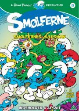 smølferne 12 - smølfernes juleshow - DVD