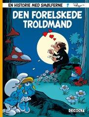 smølferne: den forelskede troldmand - bog