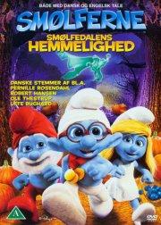 smølferne: smølfedalens hemmelighed - DVD