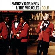 smokey robinson&the miracles - gold [dobbelt-cd] - cd