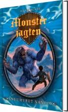 sneuhyret nanook - monsterjagten bind 5 - bog
