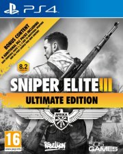 sniper elite iii (3) - ultimate edition - PS4