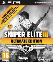 sniper elite iii (3) - ultimate edition - PS3