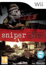 sniper elite (solus) - wii