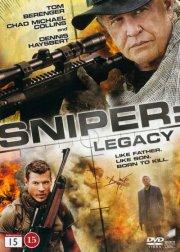sniper: legacy - DVD