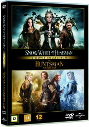 snow white and the huntsman / the huntsman: winters war 1+2 - DVD