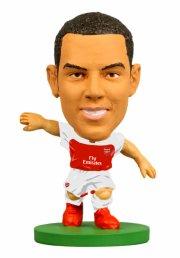 soccerstarz - arsenal theo walcott - home kit (2016 version) - Figurer