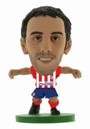 soccerstarz - atletico madrid diego godín - home kit (classic)  - Figurer