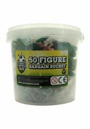 soccerstarz - bargain bucket 50 pieces (standard) - Figurer