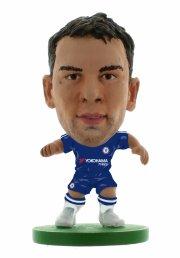 soccerstarz - chelsea branislav ivanovic - home kit (2017 version) - Figurer
