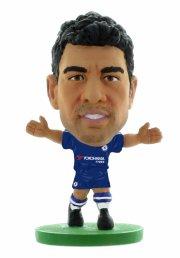 soccerstarz - chelsea diego costa - home kit (2017 version) - Figurer