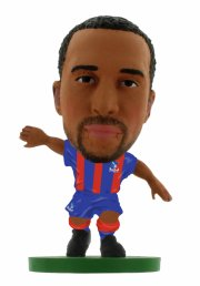 soccerstarz - crystal palace andros townsend - home kit (classic)  - Figurer
