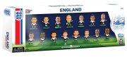 soccerstarz - england - 15 players team pack 2016 (version 1) - Figurer