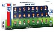 soccerstarz - england 24 player team pack (version 2) - Figurer
