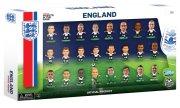 soccerstarz - england - 24 players team pack 2016 - Figurer
