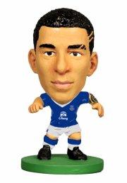 soccerstarz - everton aaron lennon - home kit (2016 version)  - Figurer