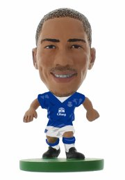 soccerstarz - everton steven pienaar home kit (2016 version) /figures - Figurer