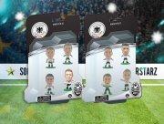 soccerstarz - tyskland - euro team 4 player pack a -schweinsteiger, can, neuer, reus - Figurer