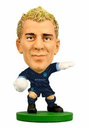soccerstarz - manchester city joe hart - home kit (2016 version) - Figurer