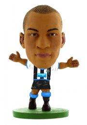 soccerstarz - newcastle yoan gouffran home kit (2016 version) - Figurer