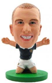 soccerstarz - scotland kenny miller - home kit - Figurer