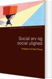 social arv og social ulighed - bog
