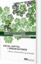 social kapital i organisationer - bog