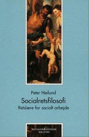 socialretsfilosofi - bog