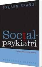 socialpsykiatri - bog