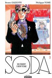 soda 3: en præst i new york - bog