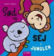 sød og sej i junglen - bog