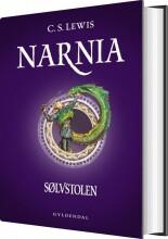 narnia 6 - sølvstolen - bog