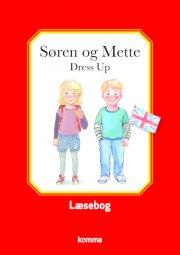 søren and mette dress up - bog