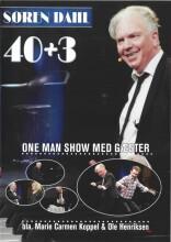søren dahl - 40 + 3 - DVD