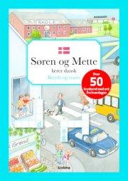søren og mette lærer dansk - kryds og tværs - bog