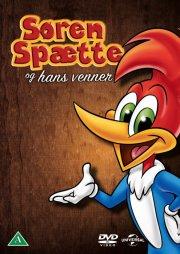 søren spætte og hans venner - boks - DVD