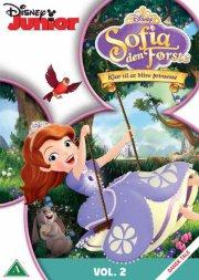 sofia den første - klar til at blive prinsesse - DVD