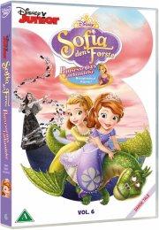 sofia den første / sofia the first - prinsesse ivys forbandelse - DVD