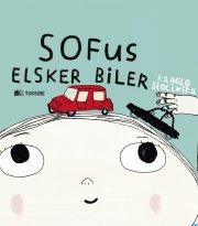 sofus elsker biler - bog