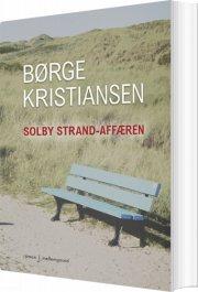 solby strand-affæren - bog